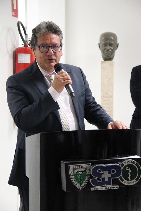 Klébler Morais, presidente da Ebserh.